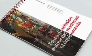 Design d'un Brochure pour une entreprise de construction française