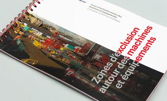 Design d'un Brochure pour une entreprise de construction en France