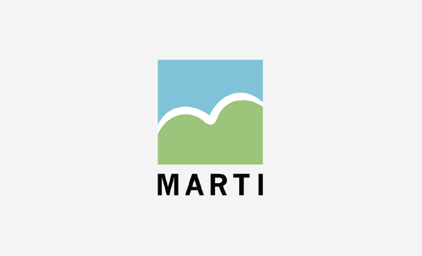 Design de logo pour l'association MARTI à Istanbul