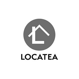 Logo de Locatea, une agence immobilière à Lorient