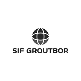 Logo d'une entreprise de construction en Suisse