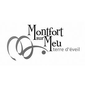 Logo de Montfort-sur-meu
