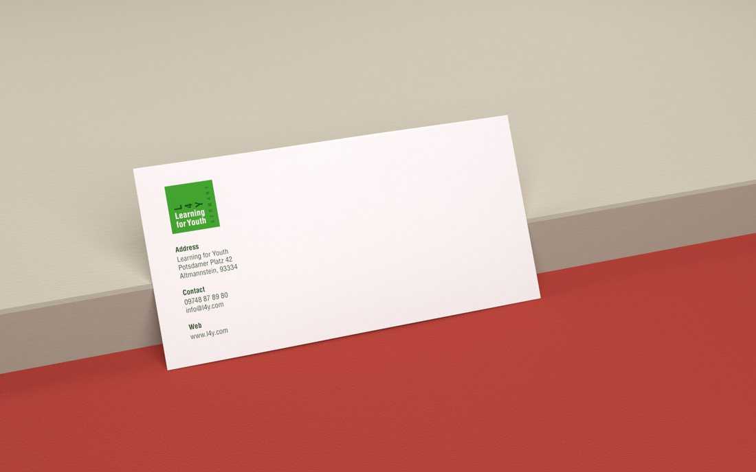 Design d'un envelope