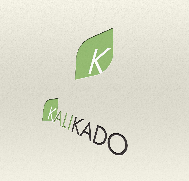 Logo et logotype sur un papier